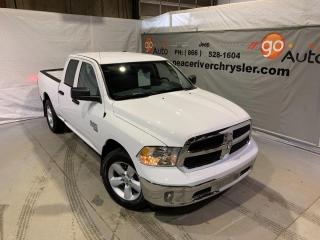 New 2021 RAM 1500 Classic Tradesman for sale in Peace River, AB