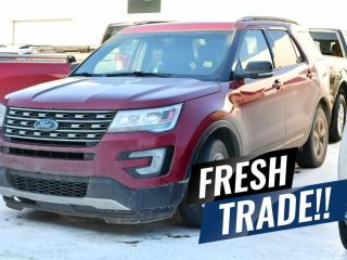Used 2016 Ford Explorer XLT for sale in Red Deer, AB