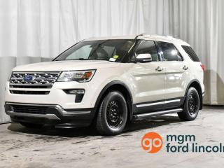 Used 2018 Ford Explorer LIMITED for sale in Red Deer, AB
