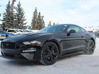 New 2021 Ford Mustang GT Coupe | 5.0 L TI-VCT V8 | GT 460HP | Reverse Camera | Reverse Sensing System | Engine Block Heater for sale in Edmonton, AB