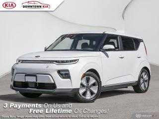 New 2021 Kia Soul EV Limited for sale in Vancouver, BC
