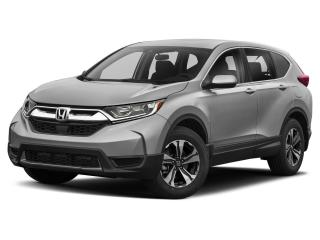 Used 2018 Honda CR-V LX AWD for sale in Woodstock, ON