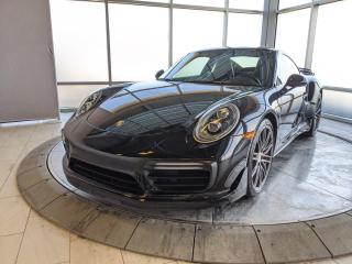 Used 2019 Porsche 911 Turbo | Aerokit | Front Axle | No Accidents for sale in Edmonton, AB