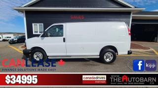 Used 2017 GMC Savana 2500 for sale in Saint John, NB