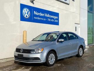 Used 2015 Volkswagen Jetta Sedan TRENDLINE+ AUTO - HTD SEATS / BACKUP CAM / VW CERTIFIED for sale in Edmonton, AB