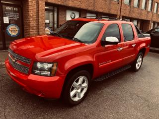 Used 2008 Chevrolet Avalanche LTZ ( A Class Leading Design ) for sale in Mississauga, ON