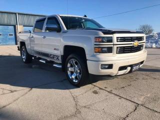 Used 2015 Chevrolet Silverado 1500 for sale in Tilbury, ON