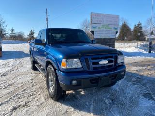Used 2007 Ford Ranger SPORT for sale in Komoka, ON