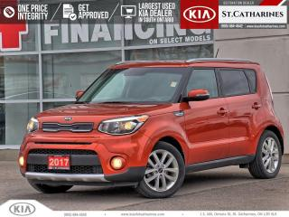 Used 2017 Kia Soul EX+ | ANDROID AUTO | 7INCH DISPLAY | ROOF RACK for sale in St Catharines, ON