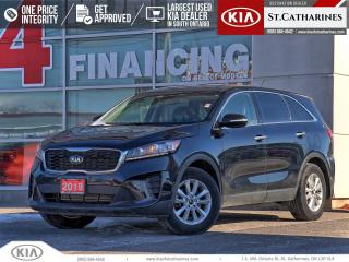 Used 2019 Kia Sorento LX | Android Auto | Heated Steering | Backup Cam for sale in St Catharines, ON