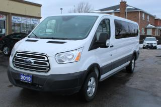 Used 2019 Ford Transit XLT 12 Passengers for sale in Brampton, ON