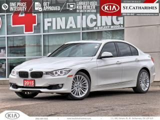 Used 2015 BMW 3 Series 328i xDrive for sale in St Catharines, ON