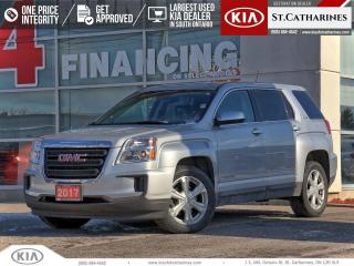 Used 2017 GMC Terrain AWD 4DR SLE W-SLE-1 for sale in St Catharines, ON
