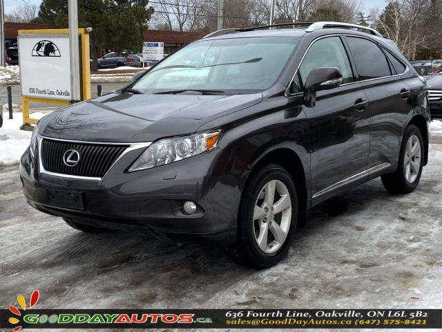 2010 Lexus RX 350 LOW KM|SINGLE OWNER|NO ACCIDENT|AWD|CERTIFIED
