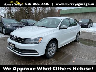 Used 2015 Volkswagen Jetta TRENDLINE+ for sale in Guelph, ON