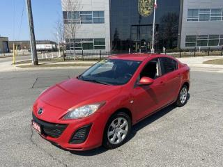 Used 2010 Mazda MAZDA3 Low KM, 4 Door, Automatic, 3 Years warranty availa for sale in Toronto, ON