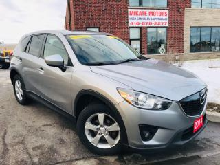 Used 2014 Mazda CX-5 GS for sale in Rexdale, ON