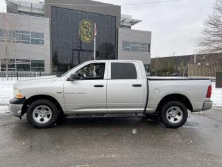 Used 2012 RAM 1500 HEMI 5.7, Navi, 6 Passengers, Auto, Crow  Cab, 4X4 for sale in Toronto, ON