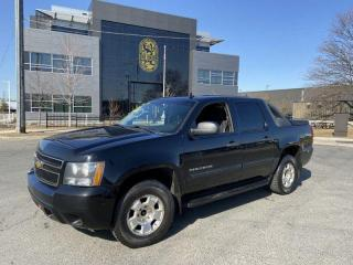 Used 2012 Chevrolet Avalanche Crew Cab, Auto, 4X4, 6 Pass, Warranty Available. for sale in Toronto, ON