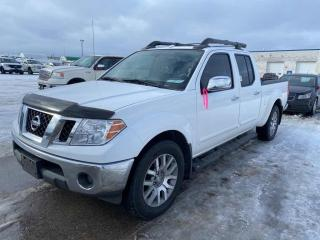 Used 2010 Nissan Frontier Crew Cab for sale in Innisfil, ON