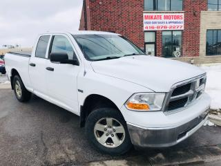 Used 2009 Dodge Ram 1500 SLT for sale in Rexdale, ON