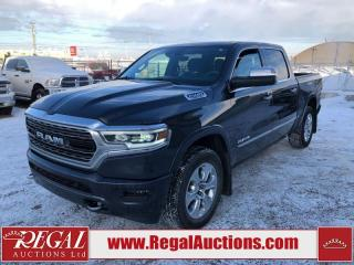 Used 2019 RAM 1500 Limited Crew Cab SWB 4WD 5.7L for sale in Calgary, AB