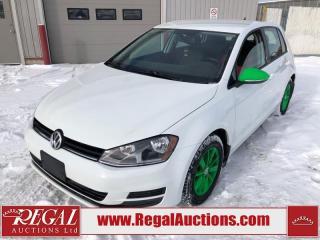 Used 2015 Volkswagen Golf Trendline 4D HATCHBACK 1.8L for sale in Calgary, AB