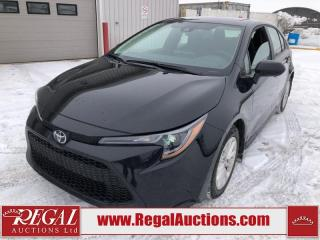 Used 2020 Toyota Corolla LE 4D Sedan 1.8L for sale in Calgary, AB