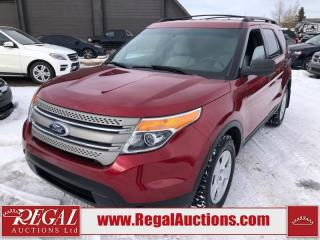 Used 2014 Ford Explorer Base 4D Utility 4WD 3.5L for sale in Calgary, AB