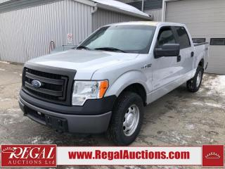 Used 2014 Ford F-150 XL 4D CREW CAB 4WD for sale in Calgary, AB