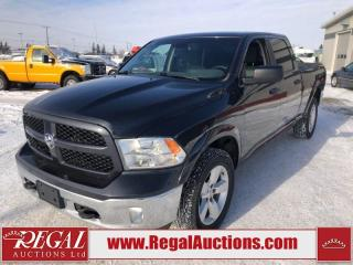 Used 2016 RAM 1500 Outdoorsman Crew CAB LWB 4WD 5.7L for sale in Calgary, AB