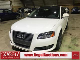 Used 2009 Audi A3 4D Hatchback for sale in Calgary, AB