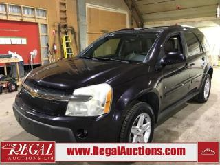 Used 2006 Chevrolet Equinox LT 4D Utility for sale in Calgary, AB