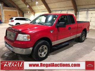 Used 2005 Ford F-150 2D SUPERCAB 4WD for sale in Calgary, AB