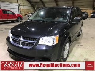 Used 2014 Dodge Grand Caravan SE 4D SPORTS VAN for sale in Calgary, AB