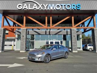 Used 2020 Ford Fusion Hybrid Titanium for sale in Victoria, BC