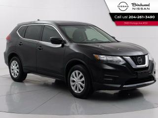 Used 2018 Nissan Rogue S AWD, Heated Seats, Backup Camera, Apple CarPlay for sale in Winnipeg, MB