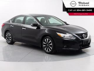 Used 2016 Nissan Altima 2.5 SL Tech Accident Free, Leather, Bose Audio, Remote Start for sale in Winnipeg, MB