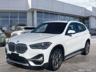 Used 2020 BMW X1 xDrive28i AWD Heated Seats Navigation for sale in Winnipeg, MB