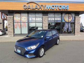 Used 2020 Hyundai Accent Preferred for sale in Courtenay, BC