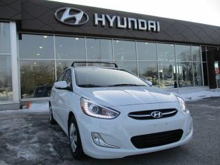 Used 2017 Hyundai Accent GLS for sale in Ottawa, ON