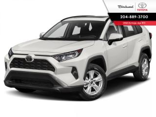 New 2021 Toyota RAV4 XLE PREMIUM PKG for sale in Winnipeg, MB
