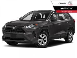 New 2021 Toyota RAV4 LE AWD for sale in Winnipeg, MB