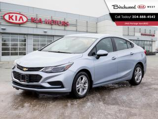 Used 2018 Chevrolet Cruze LT Apple CarPlay | Heated Seats | Bluetooth for sale in Winnipeg, MB