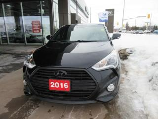 Used 2016 Hyundai Veloster Turbo for sale in Nepean, ON