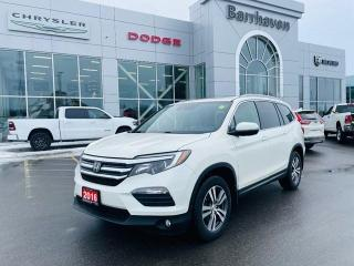 Used 2016 Honda Pilot EX-L RES for sale in Ottawa, ON