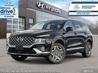 New 2021 Hyundai Santa Fe Hybrid Luxury AWD  - $263 B/W for sale in Brantford, ON