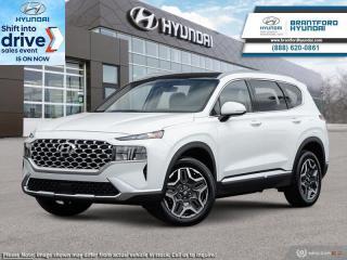 New 2021 Hyundai Santa Fe Hybrid Preferred AWD w/Trend Package  - $248 B/W for sale in Brantford, ON