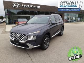 New 2021 Hyundai Santa Fe Hybrid Preferred AWD w/Trend Package  - $269 B/W for sale in Simcoe, ON