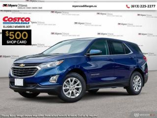 New 2021 Chevrolet Equinox LT  -  Power Seats -  Heated Seats for sale in Ottawa, ON